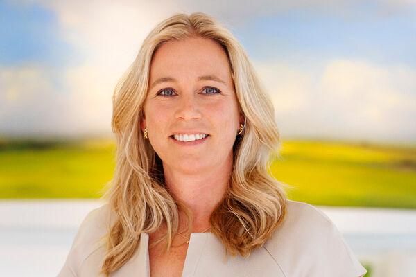 Catharina Åbjörnsson Lindgren, affärschef på Landshypotek Bank
