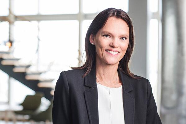 Catrin Gustavsson Chef Innovation och Nya affärer