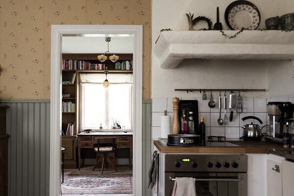 Erika Åbergs hem