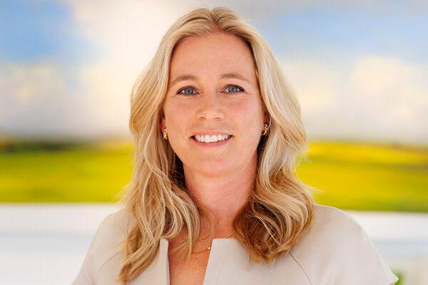 Catharina Åbjörnsson Lindgren, affärschef på Landshypotek Bank.