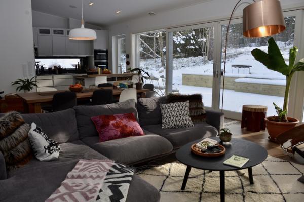 Regionvinnare Stockholm i Sveriges mysigaste hem 2019.