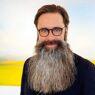 Porträtt av Tomas Uddin, marknadschef