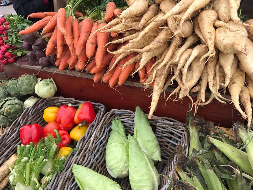 Svenskproducerade grönsaker
