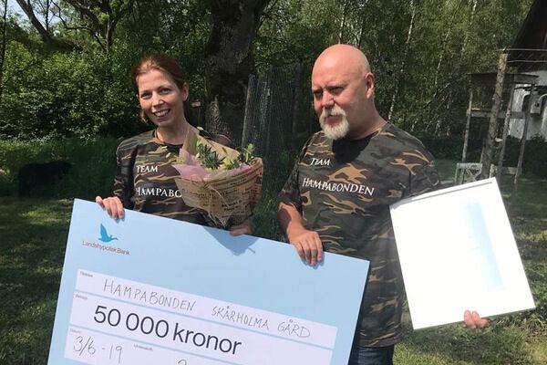 Hampabonden Skärholma Gård