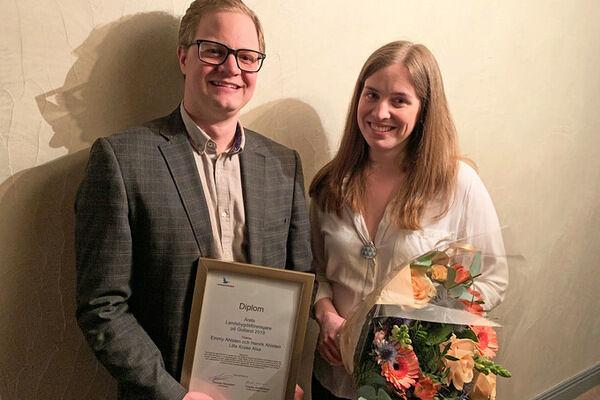 Henrik och Emmy Ahlsten